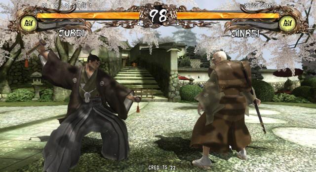 侍魂・闪(Samurai Shodown Edge of Destiny)去动画硬盘版截图3