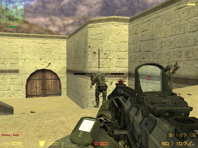 反恐精英:现代战争2完整硬盘版截图0