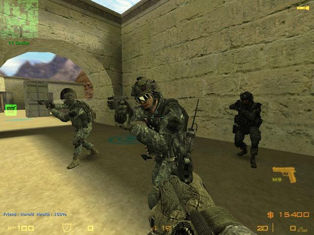 反恐精英:现代战争2完整硬盘版截图2