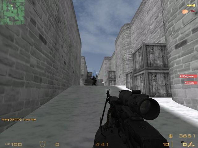 反恐精英:现代战争2完整硬盘版截图5