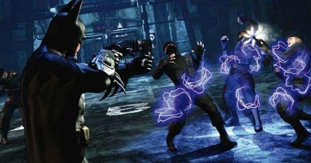 蝙蝠侠:阿甘之城免安装中文汉化版截图4