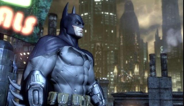 蝙蝠侠:阿甘之城免安装中文汉化版截图5