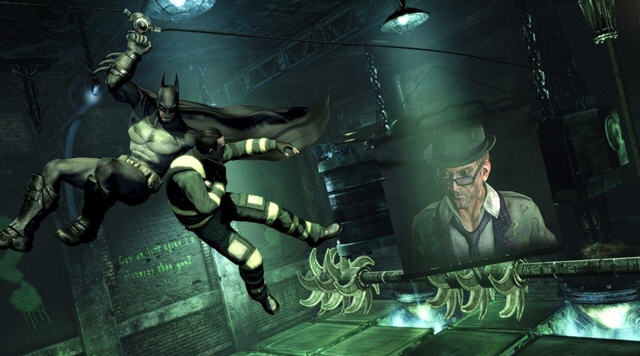 蝙蝠侠:阿甘之城免安装中文汉化版截图6