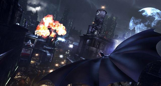 蝙蝠侠:阿甘之城免安装中文汉化版截图8