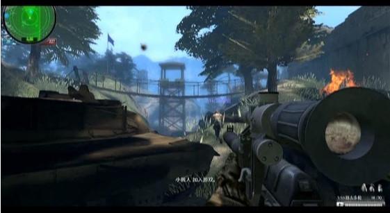 国产军事游戏《光荣使命》截图曝光 你是否支持国产?
