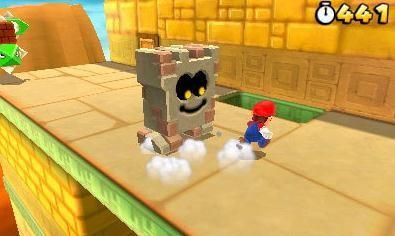 任天堂预言成功 《马里奥3D大陆》挽回3DS销量