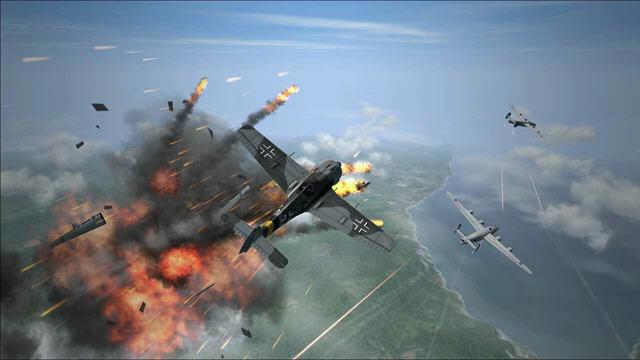 空战英雄2012截图0