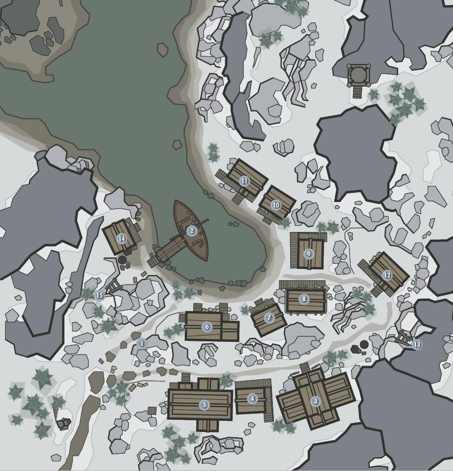 上古卷轴5世界地图完整页_乐游