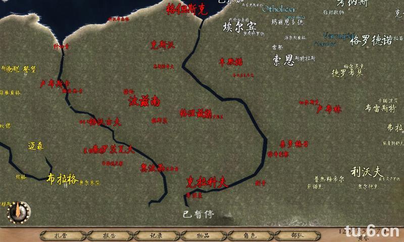 骑马与砍杀战团AD1257mod剧本图文流程攻略