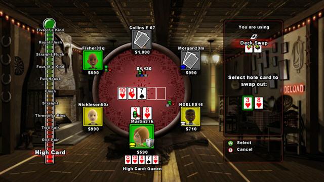 德州扑克:瞒天过海截图0