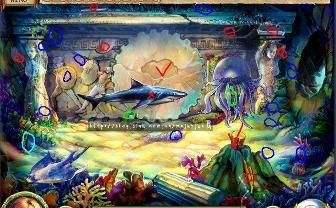 小乌龟推箱子游戏图片素材