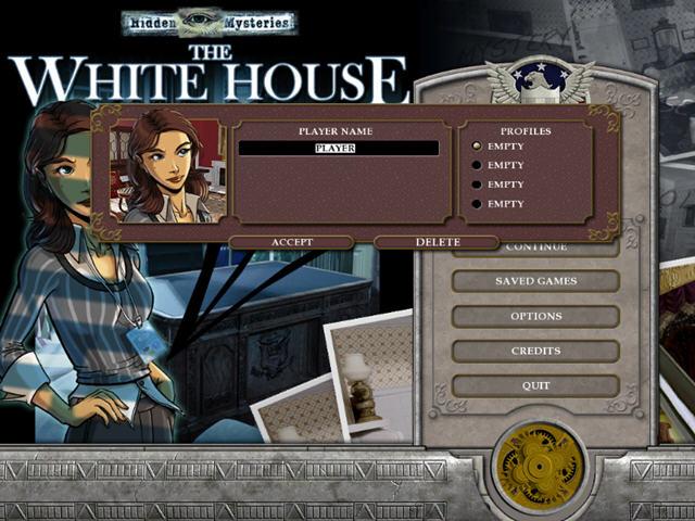 隐藏的秘密3:白宫硬盘版截图0
