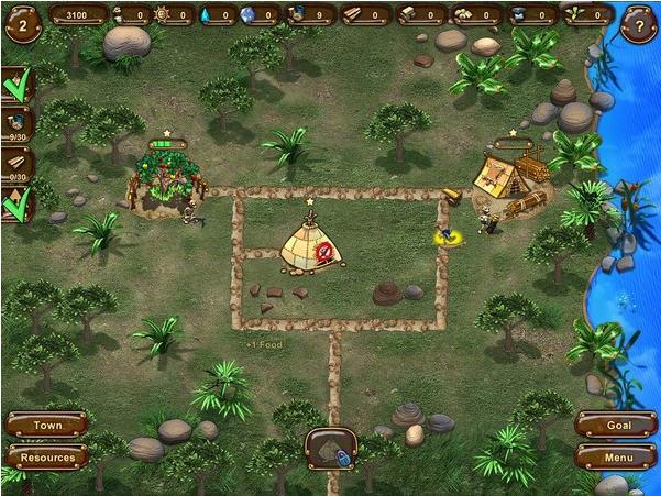 阿兹特克部落:新大陆截图2