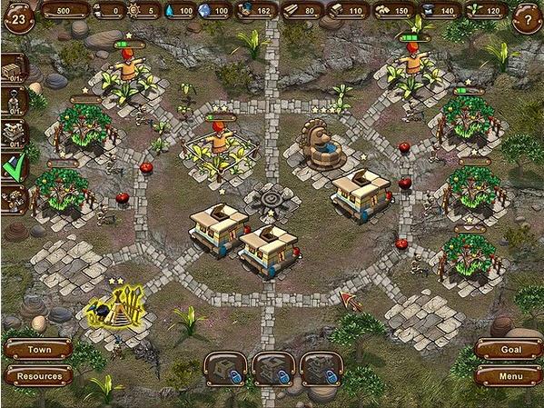 阿兹特克部落:新大陆截图4