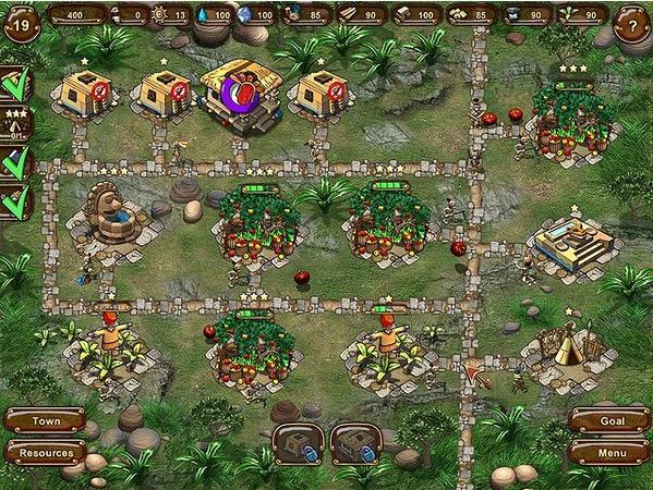 阿兹特克部落:新大陆截图5