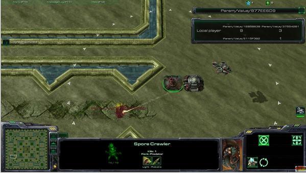 星际争霸2 魔法防御塔