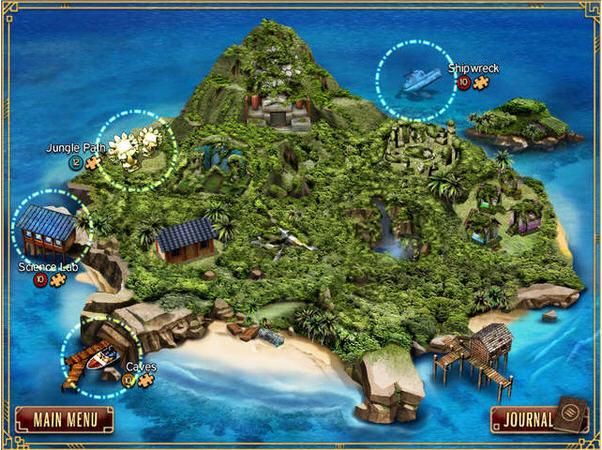 孤岛逃亡截图0