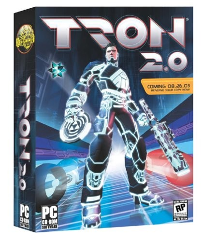 电子世界争霸战 Tron 2.0英文硬盘版