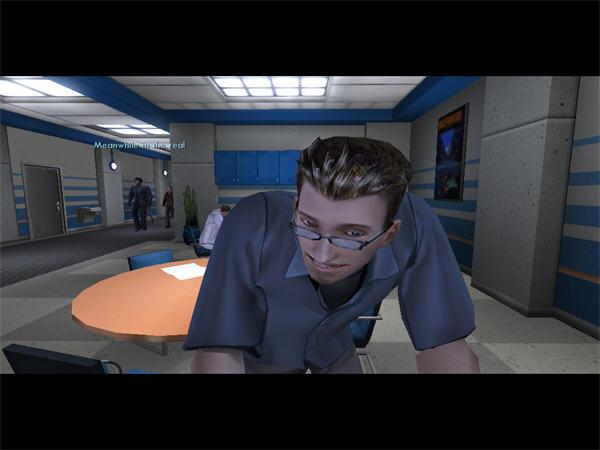 电子世界争霸战 Tron 2.0英文硬盘版截图1