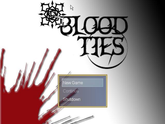 血之羁绊(Blood Ties)英文安整版截图0