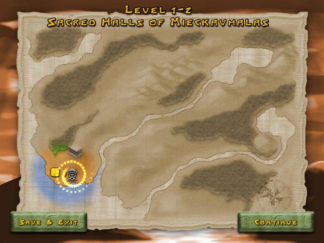 卡鲁神庙截图1