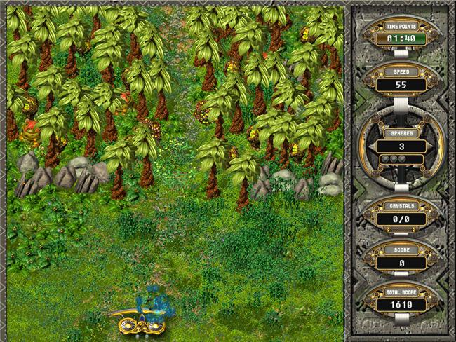 宝物猎人(ChaksTemple)绿色硬盘版截图0
