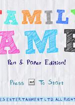 家庭游戏(family game)破解英文版