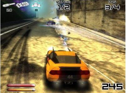 急速驾驶(Highspeed)英文硬盘版截图1