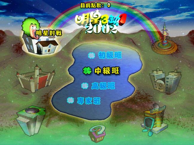 明星三缺一2002(mingxingsananyi)中文硬盘版截图0