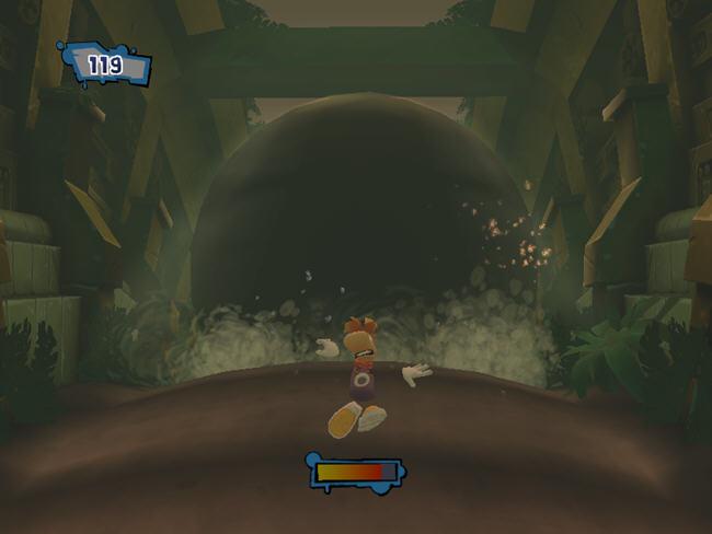 雷曼:疯狂兔子2(Rayman Raving Rabbids 2)绿色硬盘版截图0