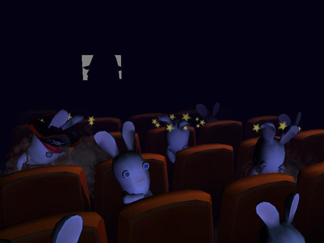 雷曼:疯狂兔子2(Rayman Raving Rabbids 2)绿色硬盘版截图2