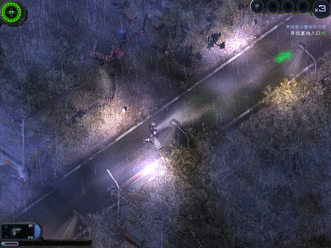 孤胆枪手2:重装上阵(alienshooter2reloaded)汉化中文版截图0