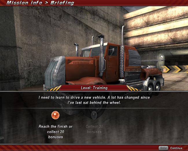 狂热卡车(GearGrinder)绿色英文版截图0