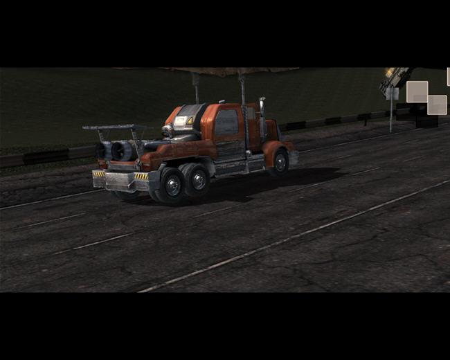 狂热卡车(GearGrinder)绿色英文版截图1