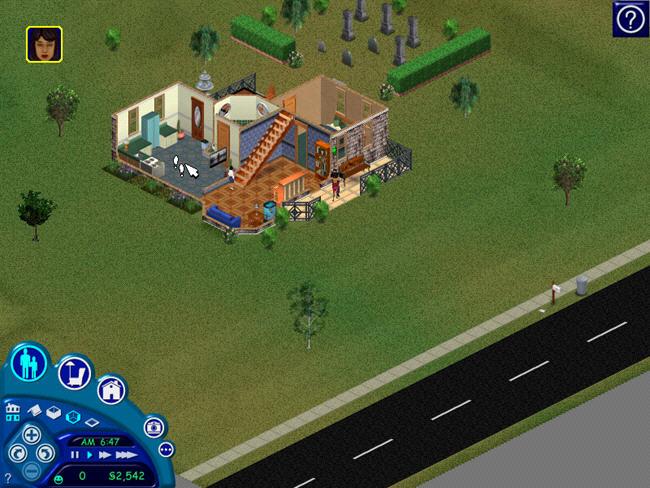 模拟人生:美好生活(sims)绿色英文版截图0