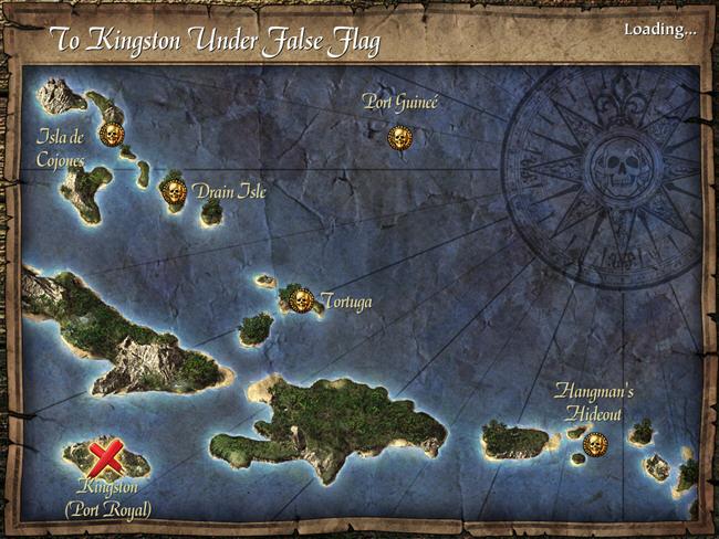 龟岛双重秘宝(TortugaTwoTreasures)破解英文版截图2