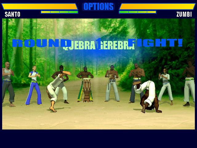 卡泼卫勒格斗2(Capoeira Fighter 2)绿色英文版截图2