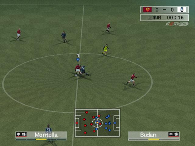 实况足球8中文解说版硬盘版截图0