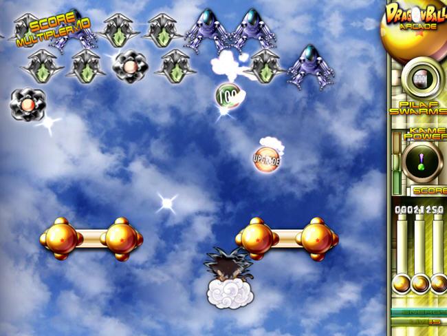 龙珠空战(DragonBallArcade)绿色硬盘版截图1