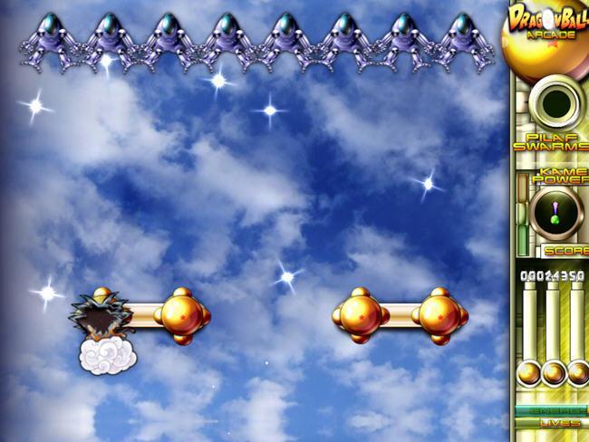 龙珠空战(DragonBallArcade)绿色硬盘版截图2