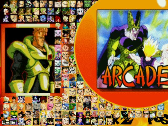 龙珠Z格斗2009(Dragonball Mugen Edition 2009)汉化硬盘截图2