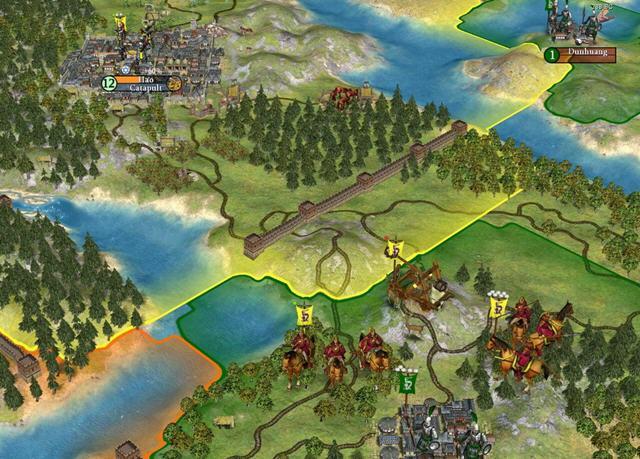 文明4:战神硬盘版截图0