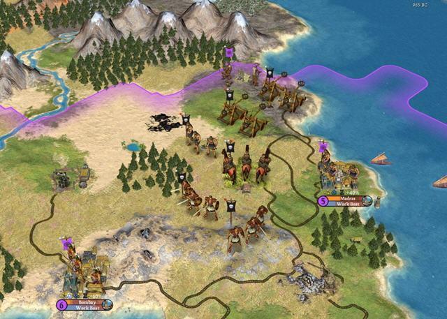 文明4:战神硬盘版截图1