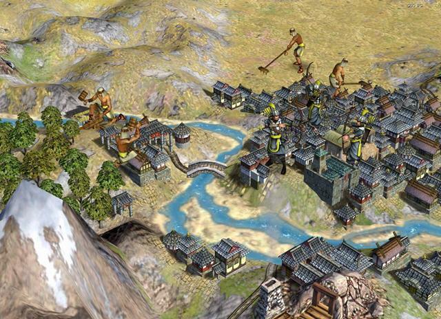 文明4:战神硬盘版截图2
