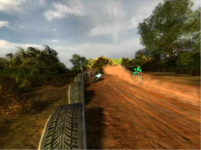 乡村摩托赛(Moto Racing)英文硬盘版截图1