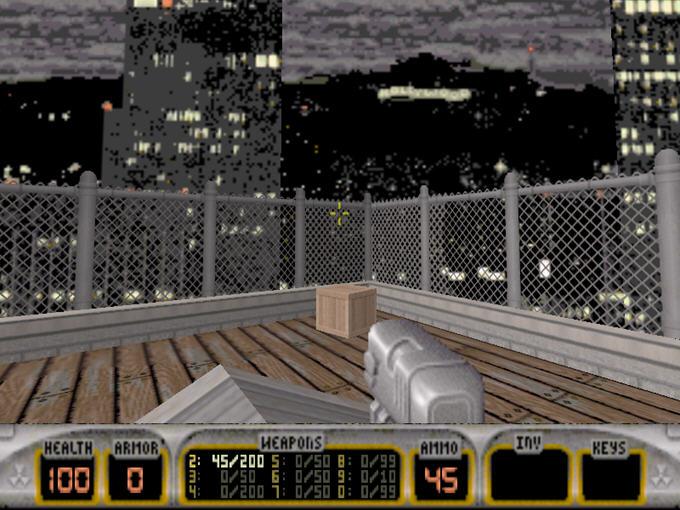 毁灭公爵3D(Duke3D)完整硬盘版截图0