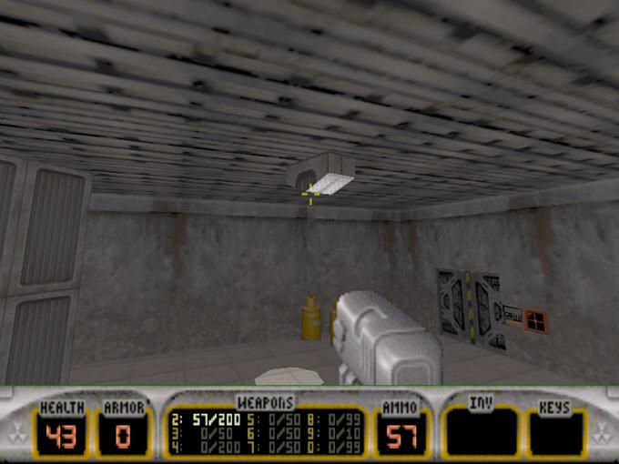 毁灭公爵3D(Duke3D)完整硬盘版截图1