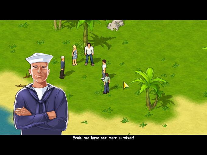 荒岛漂流者英文版下载|(island)完整硬盘版