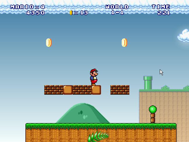 永远的超级玛丽5(MarioForever5)完美硬盘版截图1