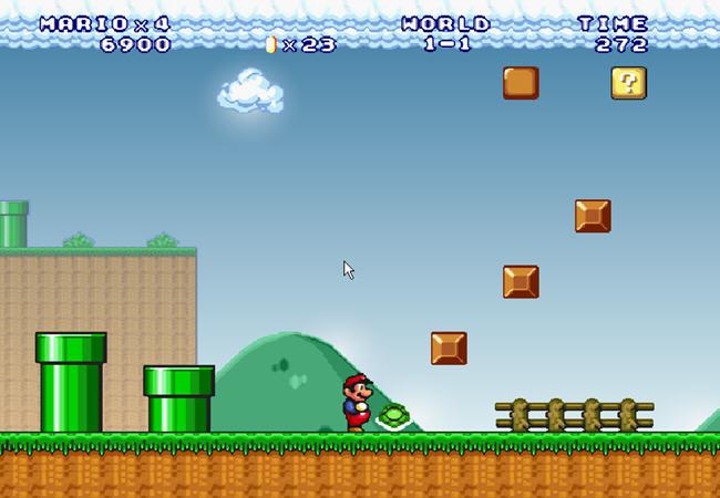 永远的超级玛丽5(MarioForever5)完美硬盘版截图2
